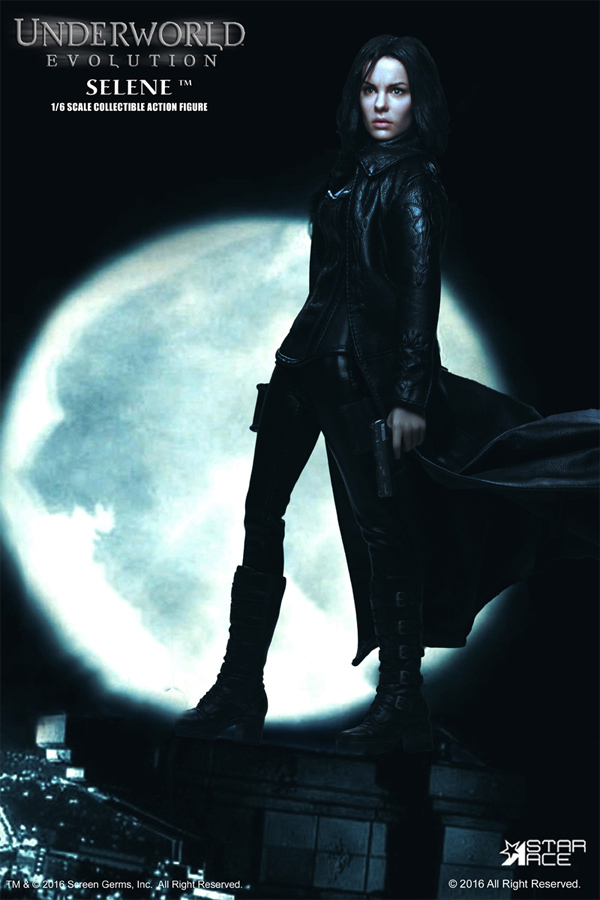 Underworld Evolution Selene 2.0 1/6 Scale Figure by Star Ace (Blue Eyes)