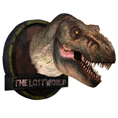 Jurassic Park The Lost World T-Rex 1/5 Scale Bust