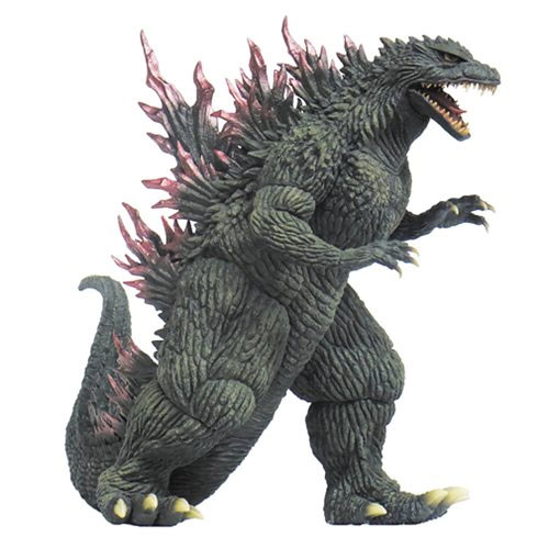 Godzilla 2000 Millennium Vinyl Figure by X-Plus