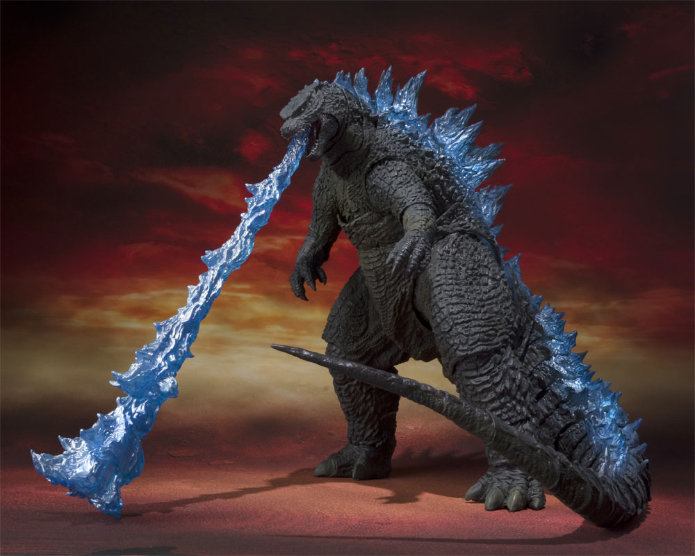 Godzilla 2014 Spitfire Edition S.H. Monsterarts Figure