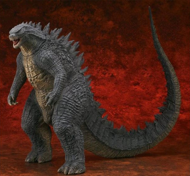"Godzilla 2014 12"" Series Deluxe Figure by X-Plus Previews Exclusive"