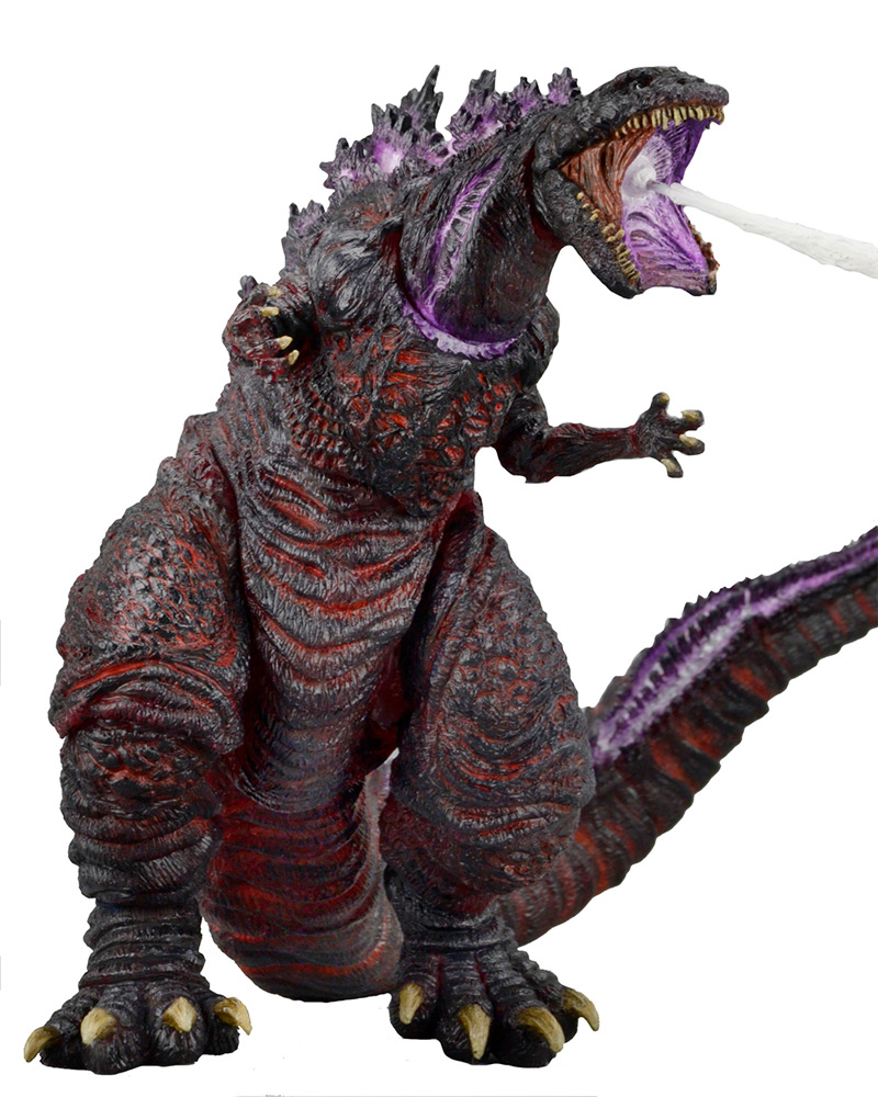"Godzilla 2016 Shin Godzilla Atomic Blast 12"" Head To Tail Figure"