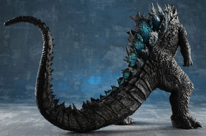 Godzilla 2019 King of the Monsters Hyper Solid PVC Figure by Art Spirits