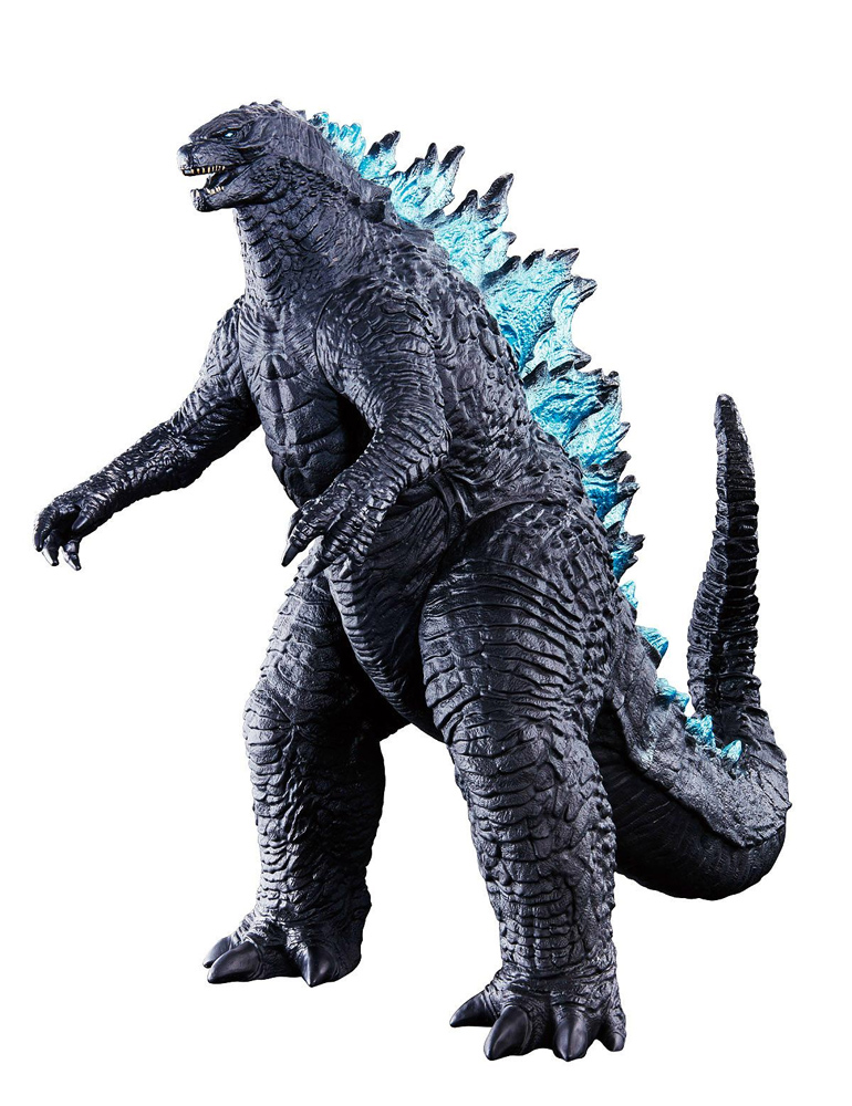 Godzilla 2019 King of the Monsters Monster King Series Godzilla Vinyl Figure by Bandai Japan