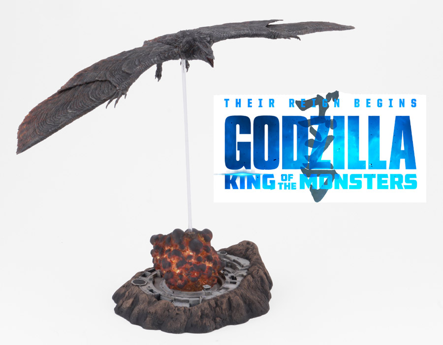 Godzilla 2019 King Of the Monsters Rodan Figure by Neca