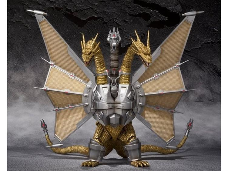 Godzilla 1991 Mecha King Ghidorah S.H. Monsters Arts Figure