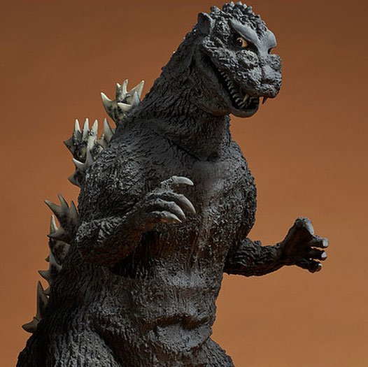 "Godzilla 1954 Gigantic Series Yuji Sakai Sculpting Collection 30"" Vinyl Figure"