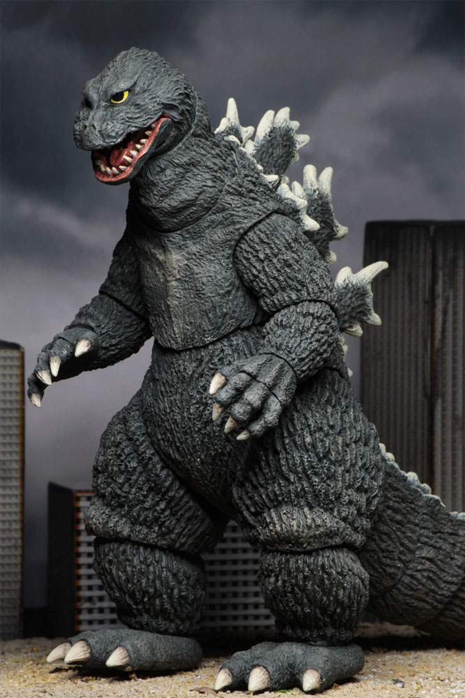 "Godzilla 1962 King Kong Vs. Godzilla 12"" Head to Tail Figure by Neca"