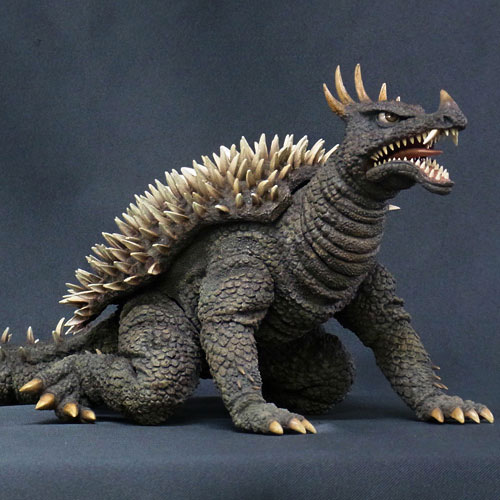 Godzilla 1968 Destroy All Monsters Anguirus Version 12-Inch Vinyl Figure by X-Plus