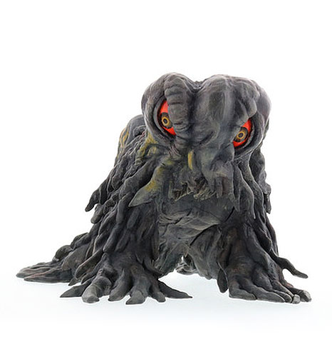 Godzilla Vs. Smog Monster Hedorah Crawling Vinyl Figure by X-Plus FREE DOMESTIC SHIPPING !