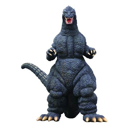Godzilla 1989 Version Toho 12-Inch Vinyl Figure by X-Plus