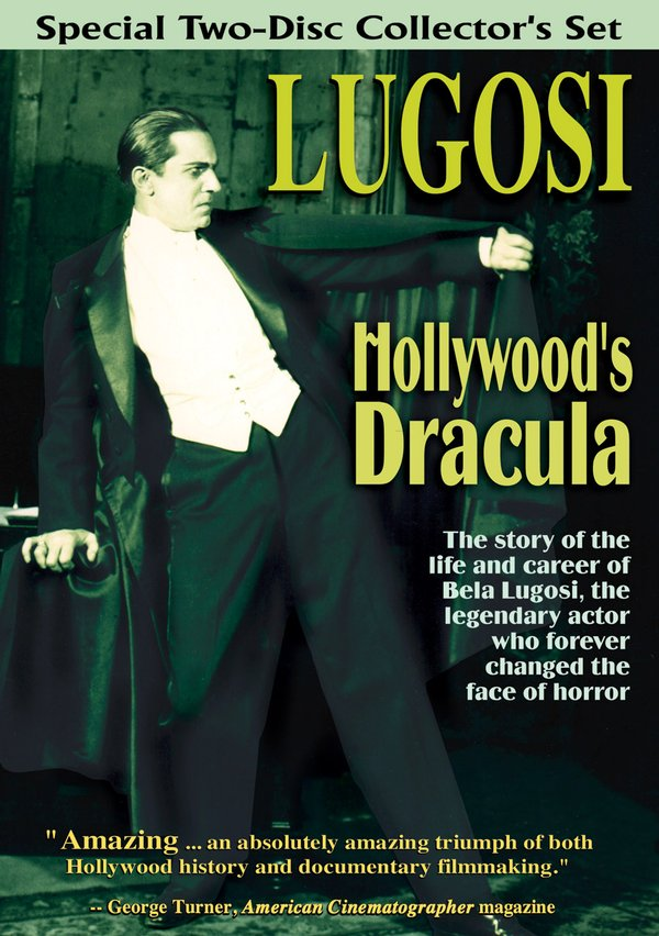 Lugosi: Hollywood's Dracula (2-Disc)