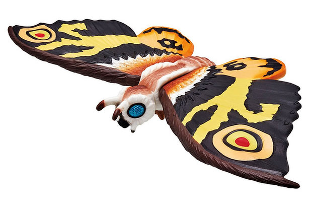 Godzilla Mothra Adult Version Movie Monster Series Vinyl Figure