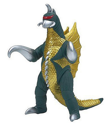 Godzilla Gigan Movie Monsters Series Vinyl Figure by Bandai