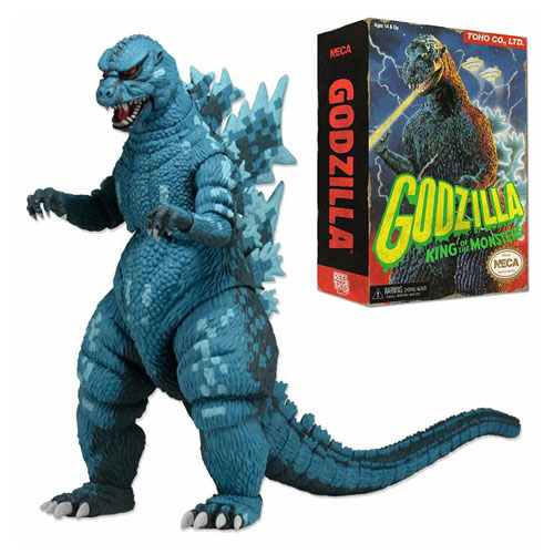"Godzilla King of the Monsters Video Game Appearance 12"" Head to Tail Action Figure"