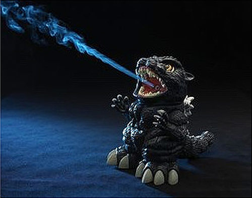 Godzilla King of Monsters Humidifier Toy