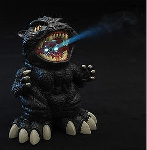 Godzilla King of Monsters Humidifier Toy - Click Image to Close