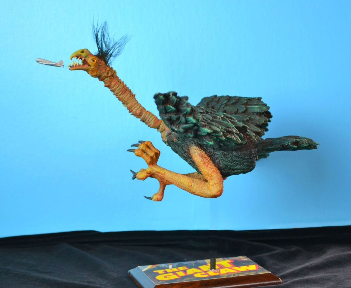 Giant Claw Resin Model Kit