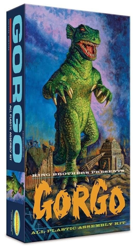 Gorgo Monarch Plastic Model Kit