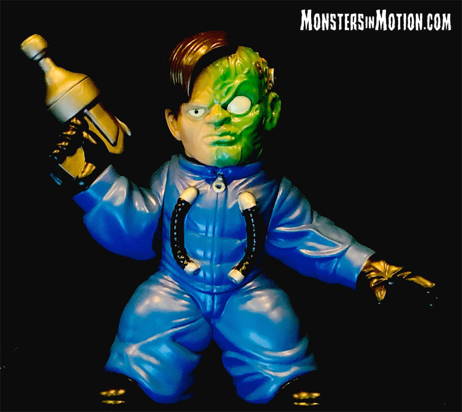 Frankenstein Meets the Space Monster Astronaut Frank LIMITED EDITION Designer Vinyl Figure