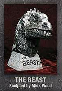 Beast from 20,000 Fathoms Legends of Stop Motion Bust Model Kit by Mick Wood