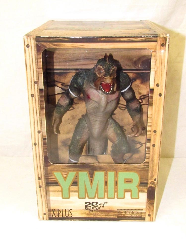 20 Million Miles to Earth YMIR 12-inch Figure by X-Plus
