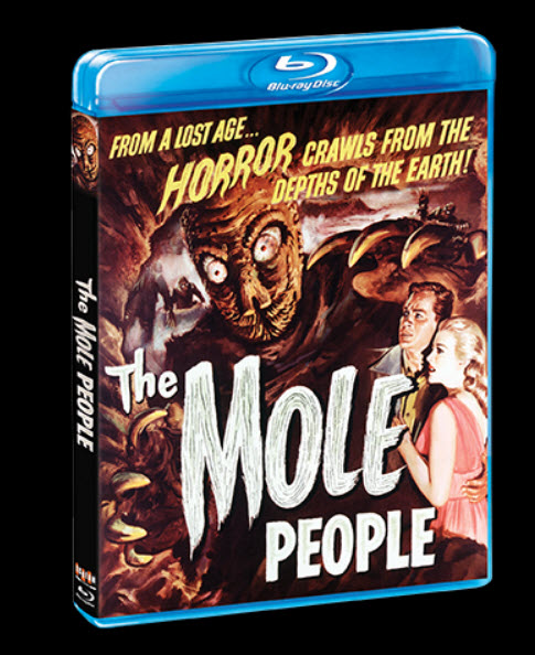Mole People 1956 Blu-ray