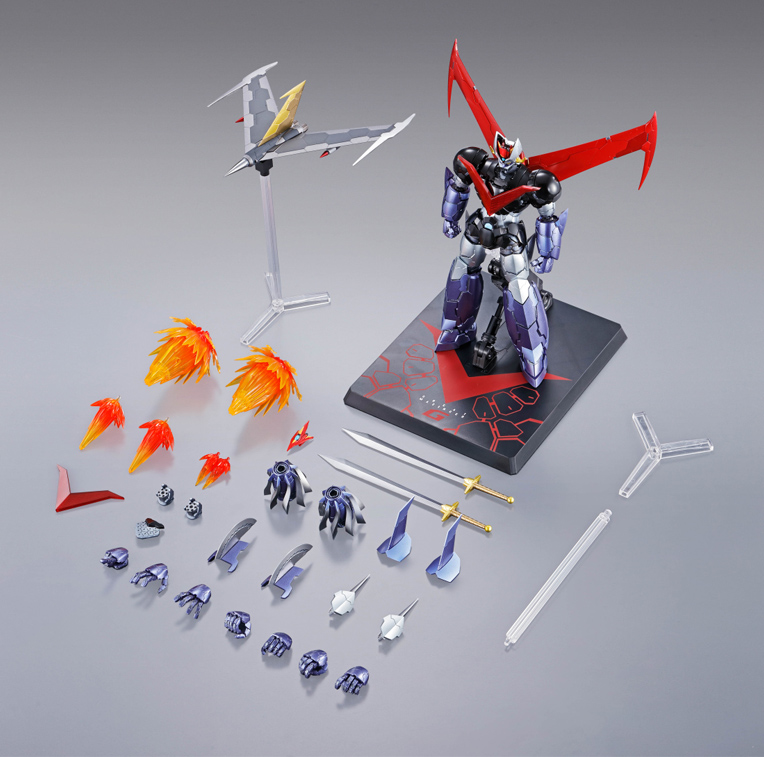 "Great Mazinger ""Mazinger Z Infinity"" Metal Build Figure by Bandai"