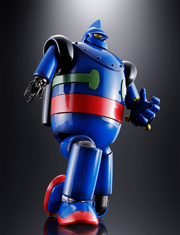 Gigantor Tetsujin 28-Go Bandai Soul Of Chogokin Figure GX-24R - Click Image to Close