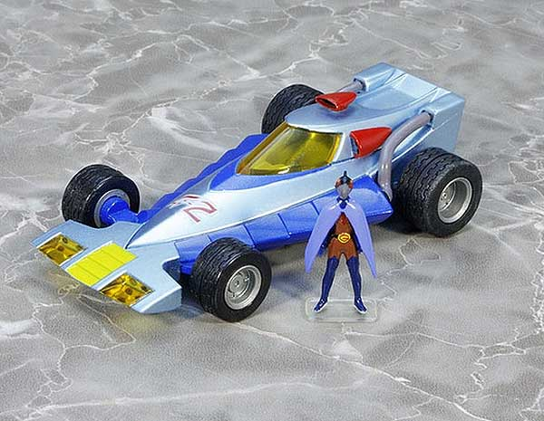 battle of the planets vehicles - photo #5