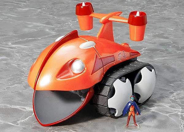 battle of the planets vehicles - photo #2