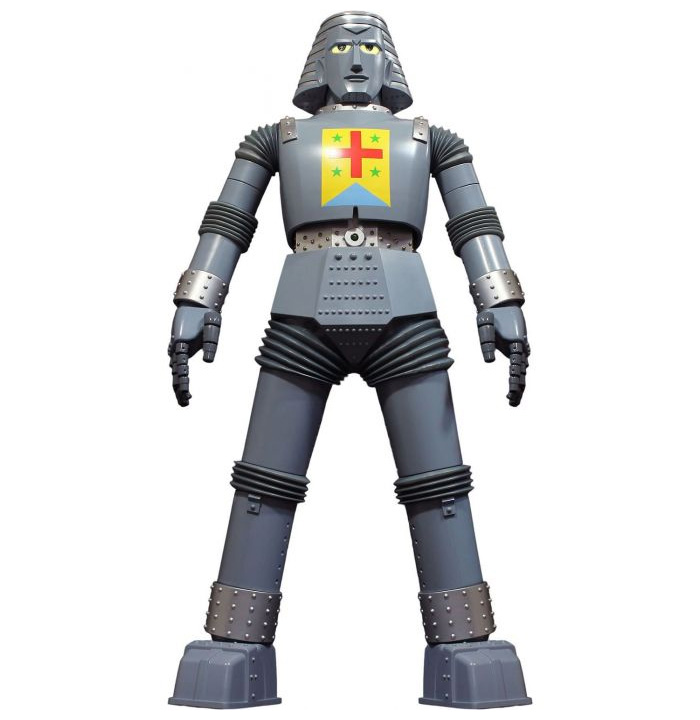 Giant Robot Johnny Sokko Grand Action Bigsize Model Figure Calamity