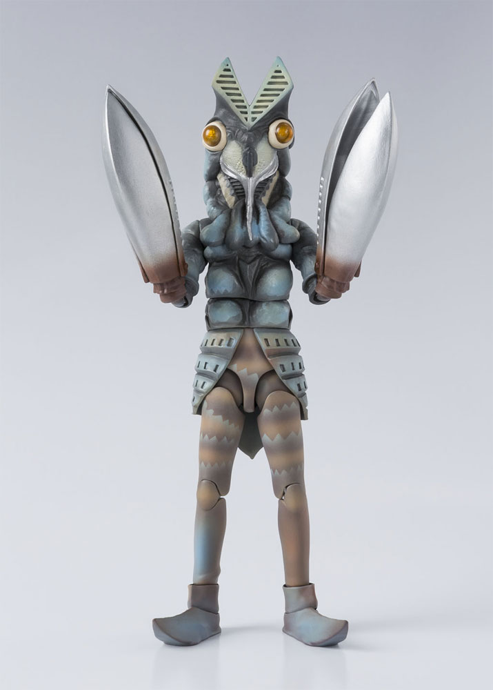 Ultraman 50th Anniversary Baltan S.H. Monsterarts Figure