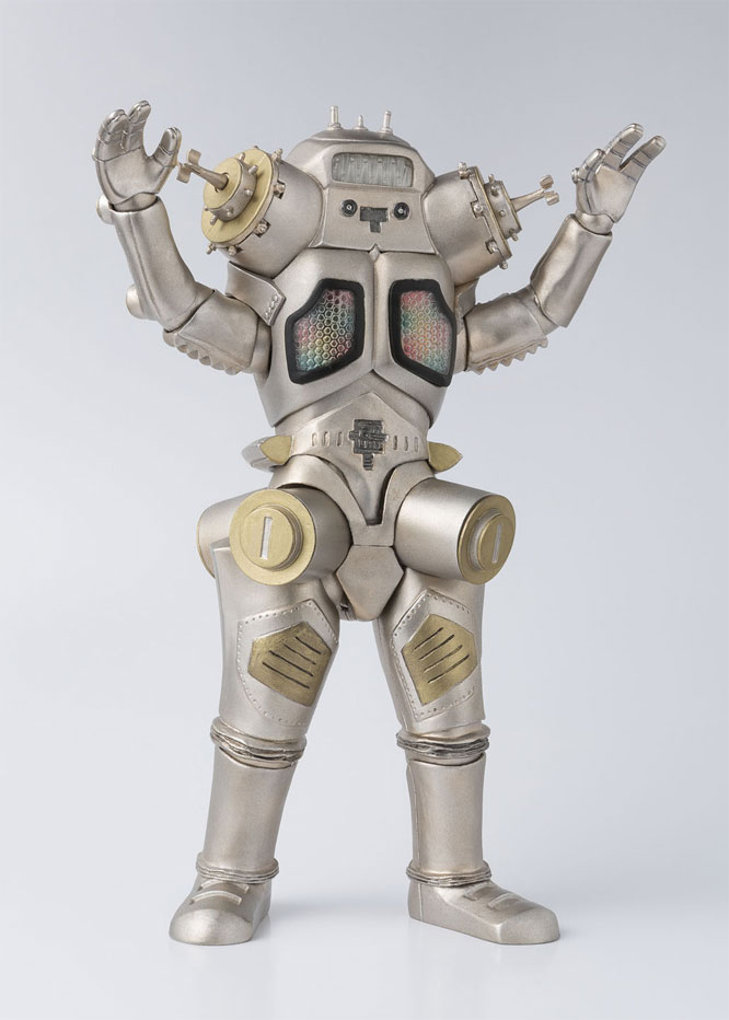 "Ultraman Ultra Seven King Joe 6"" Action Figure by Bandai S.H.Figuarts"