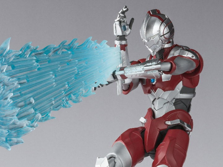 Ultraman 2019 The Animation Figure (Netflix) by Bandai S.H.Figuarts