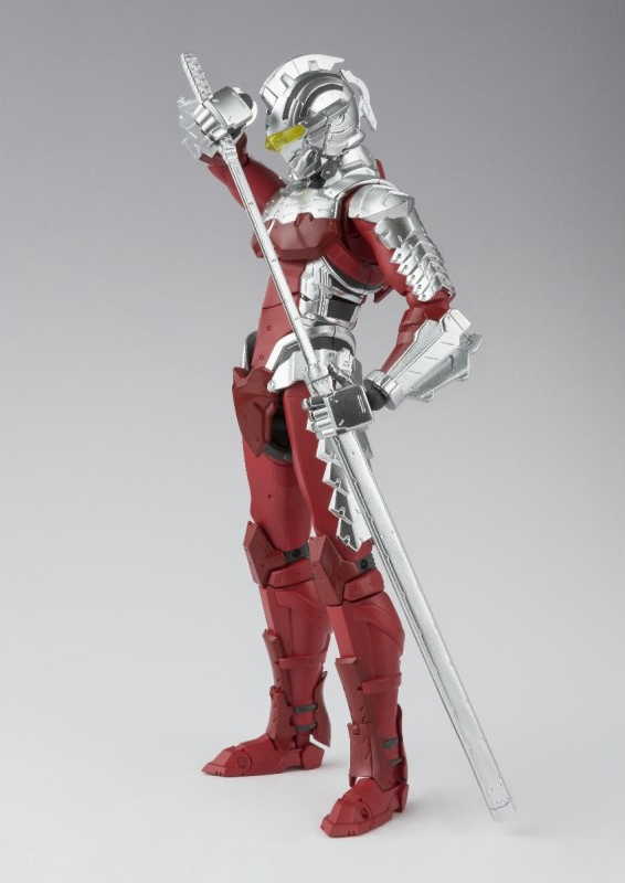Ultraman 2019 Suit Version 7 The Animation (Netflix) by Bandai S. H. Figuarts