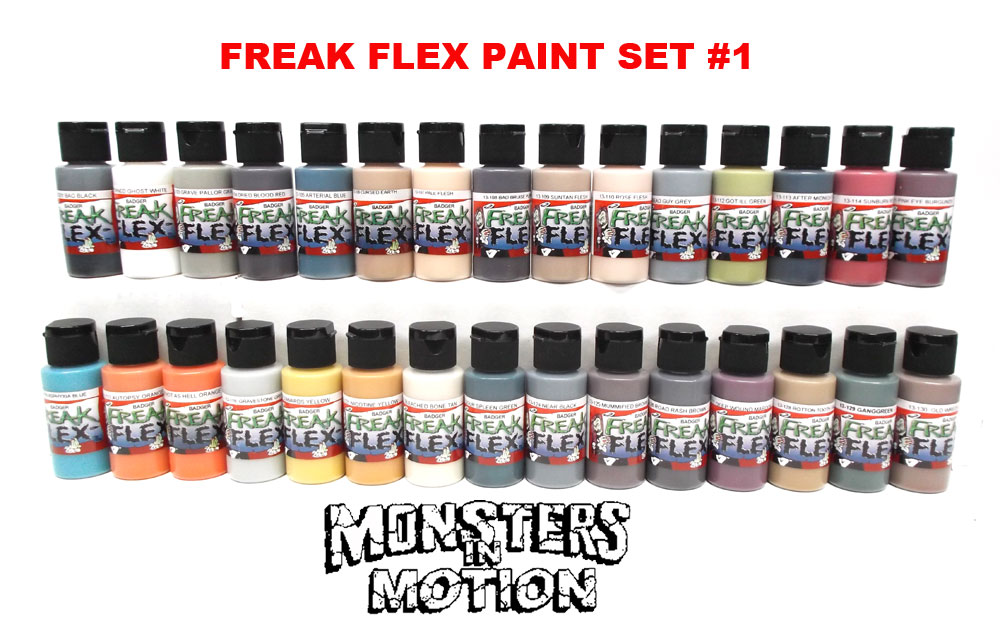 Freak Flex 30 Deluxe Paint Set #1 by Badger Paints