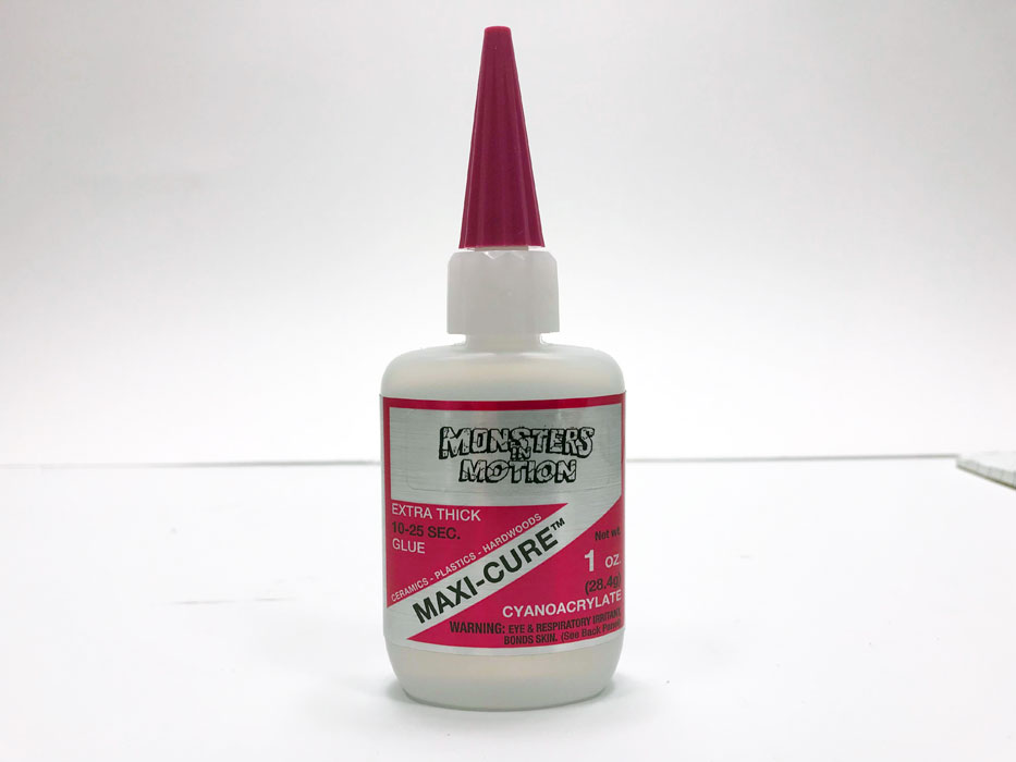 Maxi-Cure Extra Thick 1 Ounce Cyanoacrylate Glue