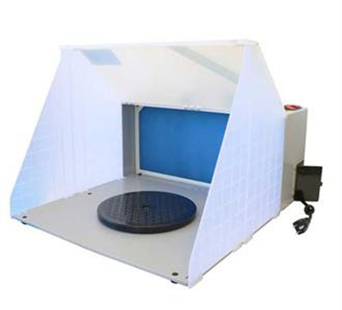 Hobby Spray Booth 16-Inch Wide by 13-Inch High- FREE SHIPPING