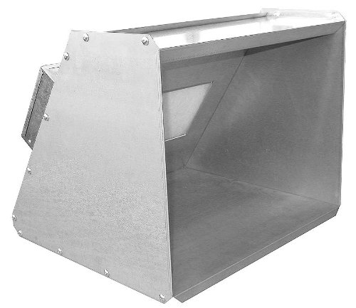 Hobby Spray Booth 22 Inch Wide 16 Inch High-Paasche