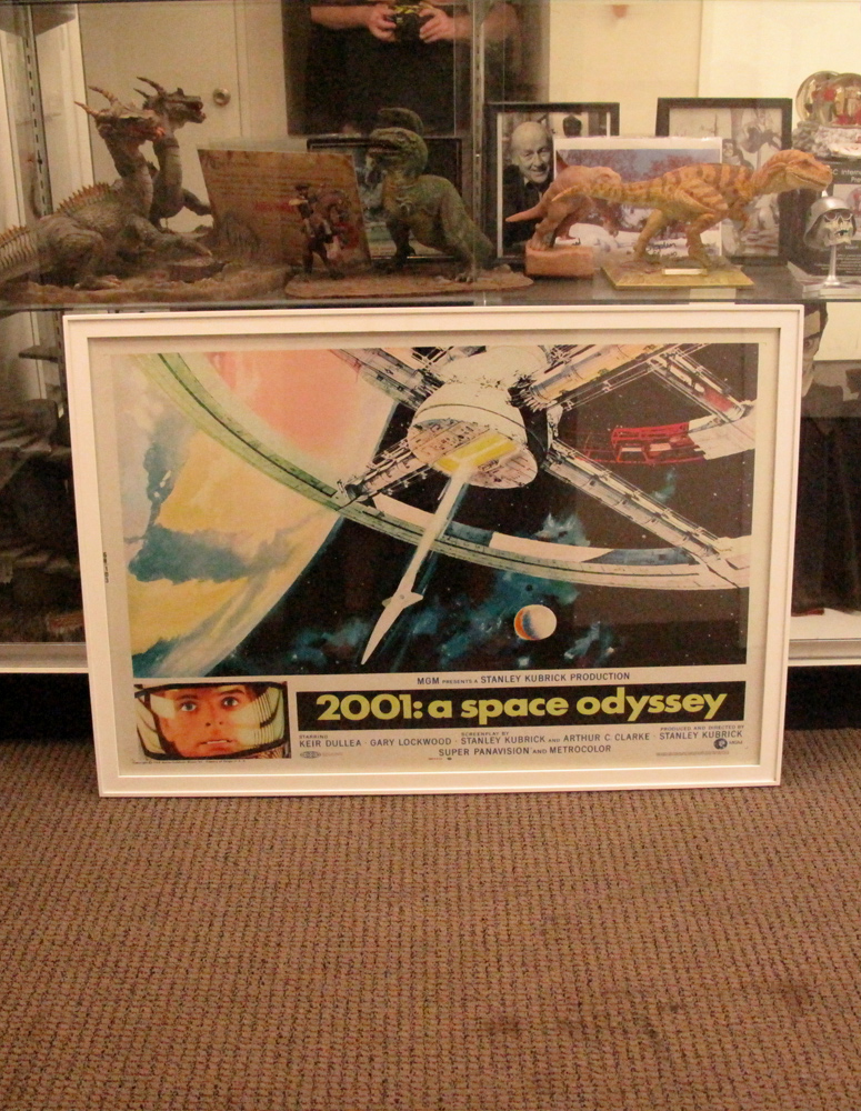 2001: A Space Odyssey #1 Framed Movie Poster