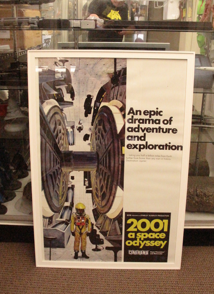 2001: A Space Odyssey #2 Framed Movie Poster
