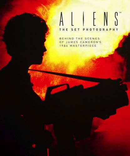 Aliens The Set Photography Hardcover Book