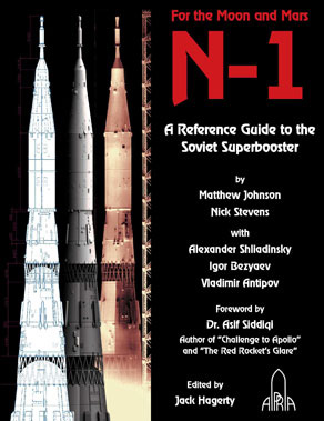 For the Moon and Mars N-1 Soviet Superbooster Reference Guide Book