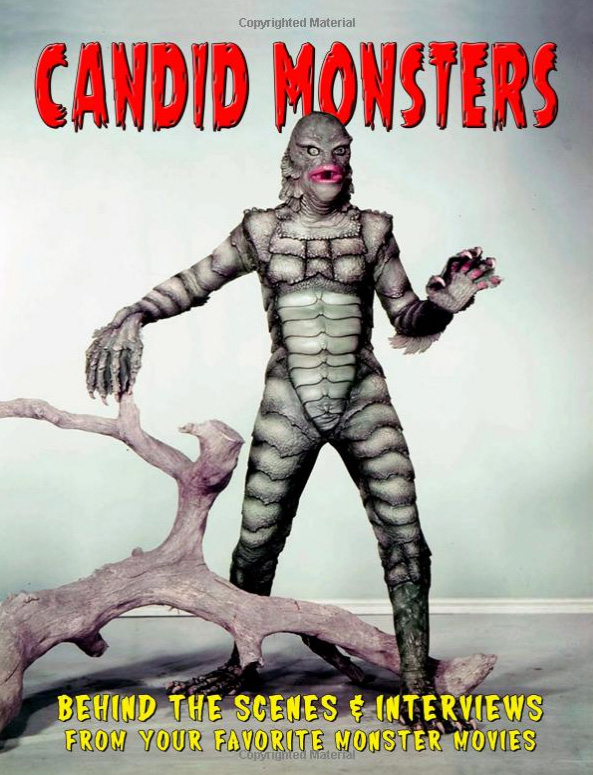 Candid Monsters Volume 1 Softcover Book by Ted Bohus