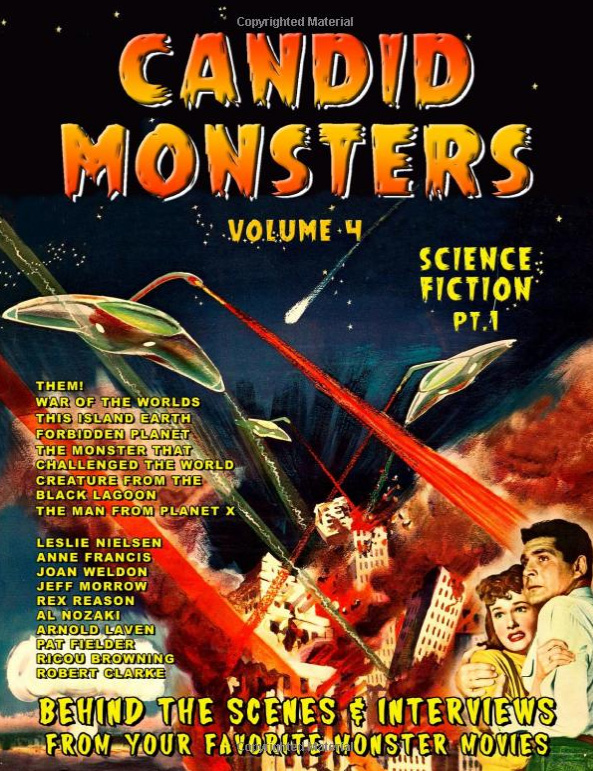 Candid Monsters Volume 4 Softcover Book Ted Bohus