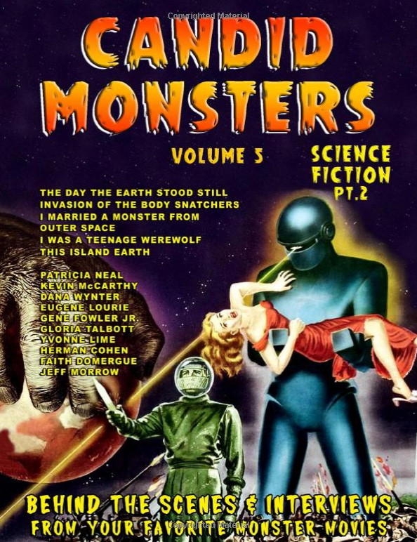Candid Monsters Volume 5 Softcover Book Ted Bohus