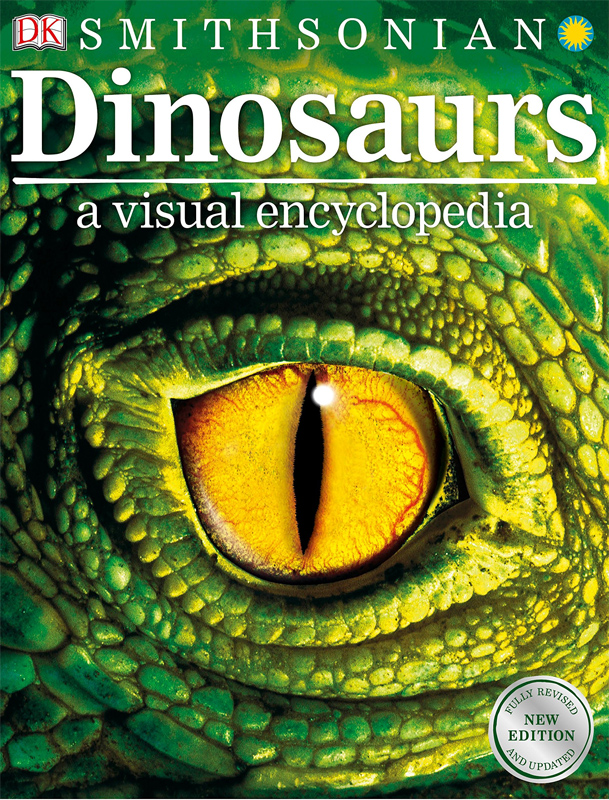 Dinosaurs: A Visual Encyclopedia Hardcover Book