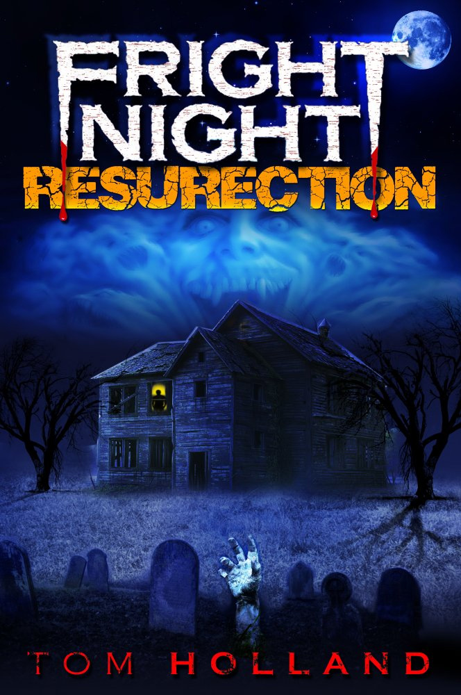 Fright Night 3 The Resurrection Paperback Book by Tom Holland