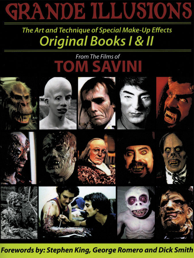 Grande Illusions: Books I & II Tom Savini